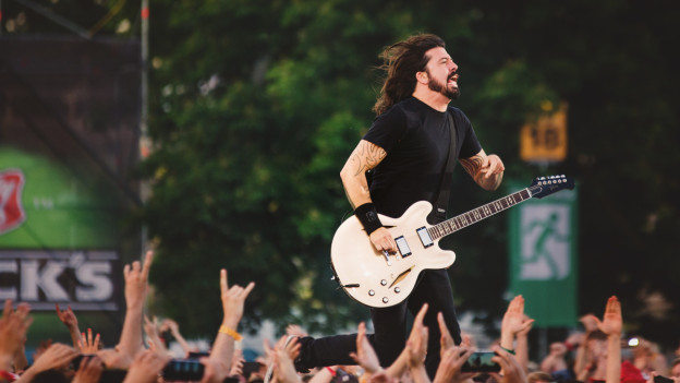 rock im park 2015 foo fighters by Milan Říský