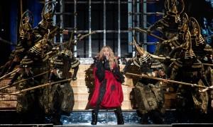 Madonna zahrála v Praze (Foto: Jakub Deml)