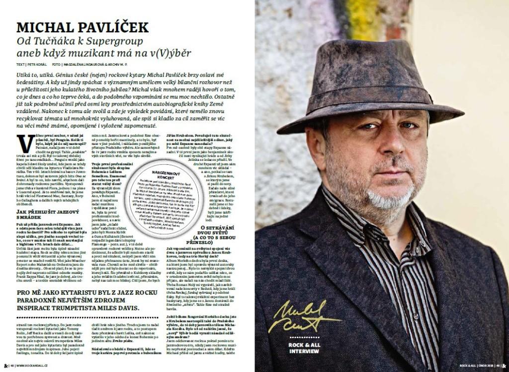 R&A 2016_02 - 48-49 - Michal Pavlicek