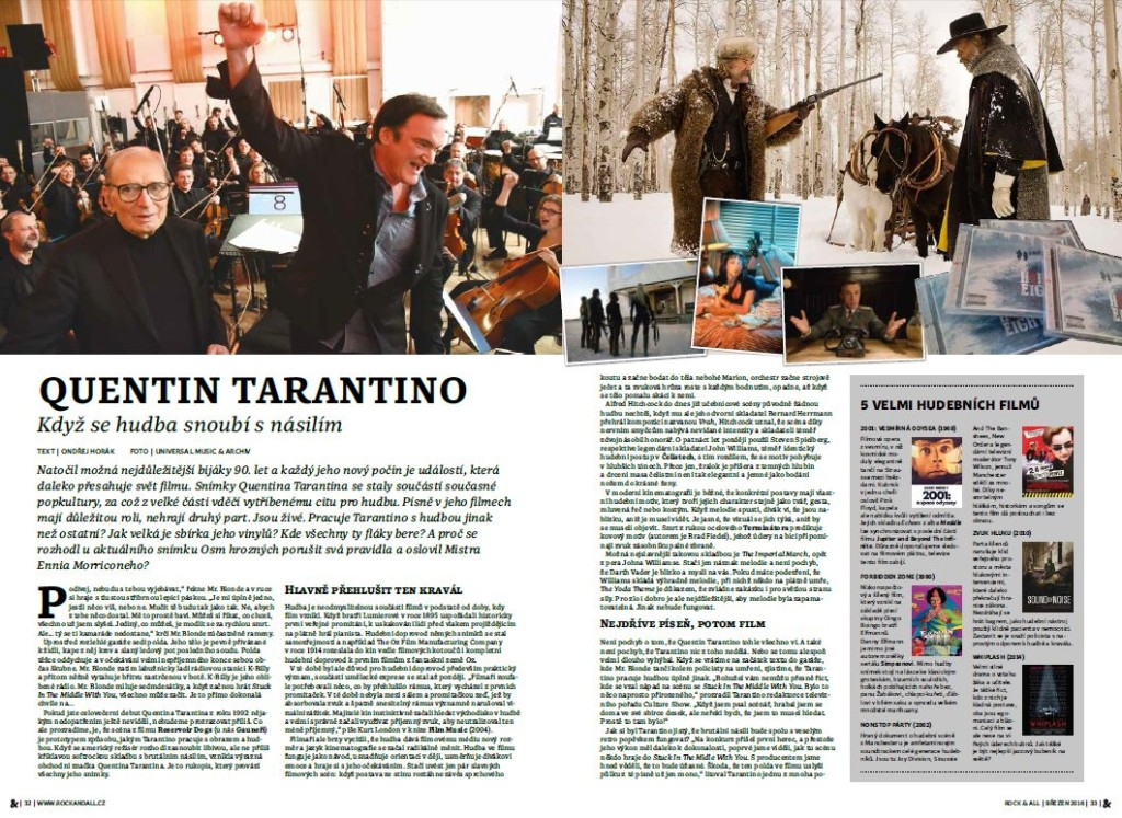 R&A 2016_03 - 32-33 - Tarantino