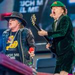 AC/DC si s Axlem za mikrofonem ostudu neudělali