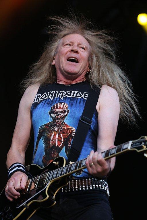 FOTO: Iron Maiden řádili v Praze | Rock&All