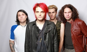 MY CHEMICAL ROMANCE 11/2010 © TRIP/ DALLE