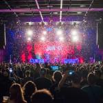 286 koncertů zahraničních skupin v ČR během první poloviny roku 2017