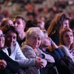 Publikum v O2 Areně