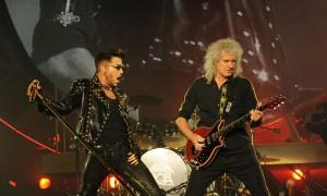 Queen + Adam Lambert - credit Neal Preston