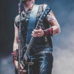 Rammstein zahráli v Edenu v Praze