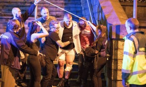 Reported Explosion at Manchester Arena, UK - 22 May 2017
