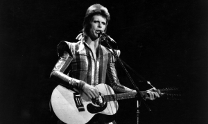 David Bowie Ziggy-titul