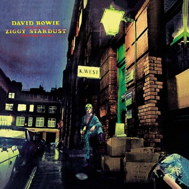 Ziggy Stardust CD