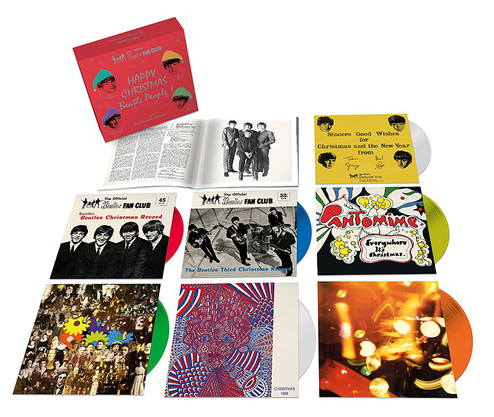 The-Beatles-Christmas-Record