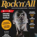 Obsah únorového čísla magazínu Rock'n'All