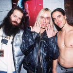 RICK RUBEN, IGGY POP, AND ANTHONY KIEDIS.