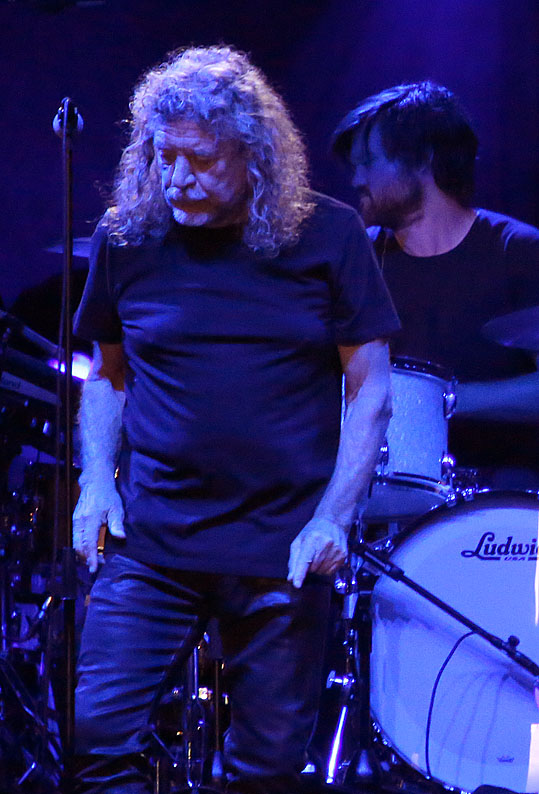 Robert Plant a The Sensational Space Shifters