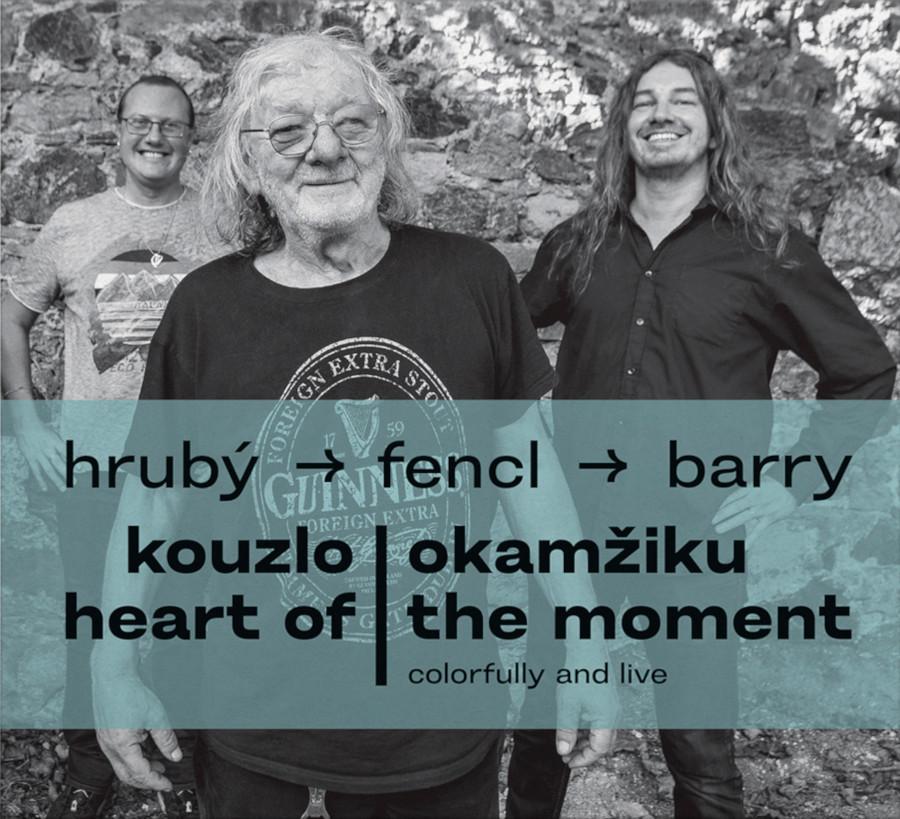 Hruby Fencl Barry_Kouzlo okamziku_titul-CD