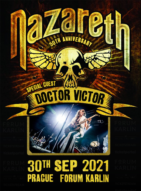 NazarethwithspecialguestDOCTORVICTOR-2021