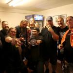 Hypnos + Obituary v backstage